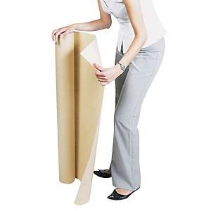 Papier kraft 100% recyclé - 70 g - rouleau de 100 cm x 100 m