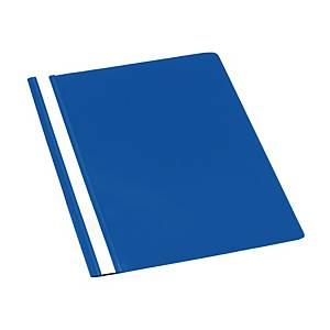 Tilbudsmappe Lyreco Budget, A4, kobolt