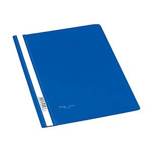 Tilbudsmappe Lyreco Budget, A4, koboltblå