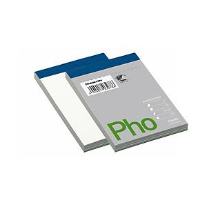 PAD TOP PERFORATED A7 PLAIN