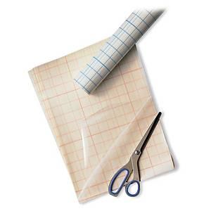 Apli lamineerfolie manueel gebruik, mat, rol van B 33 cm x H 10 m, per rol