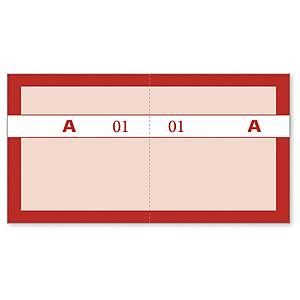 COUPON NOTE RED