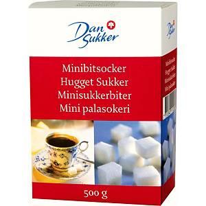 Hugget Sukker Dan Sukker Krystal, 500 g