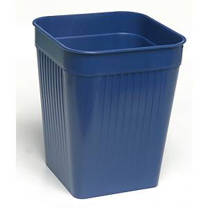 BANTEX OFFICE WASTE BIN 14L BLU