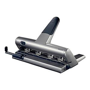 LEITZ AKTO 5114 VARIABLE PAPER PUNCH SILVER - UP TO 30 SHEETS