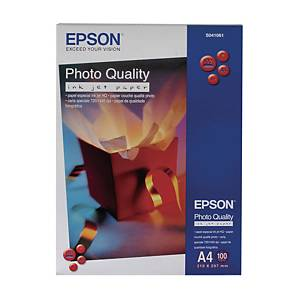 PK100 EPSON S041061 INKJET PAP A4 WH