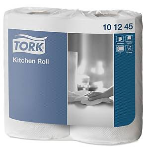 PK12 TORK KITCHEN PLUS TOWEL ROLLS