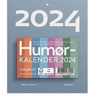 Blokkalender Mayland 2600 00, dag, 2021, 10,1 x 6,6 cm