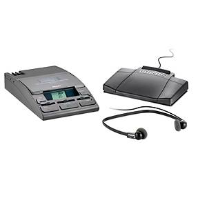 Philips LFH 720T mini dictation transcription kit