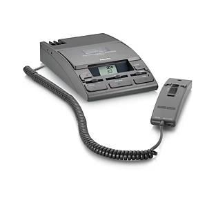 Machine à dicter Philips LFH725, analogique, noir