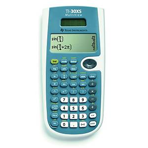 Teknisk räknare Texas TI-30XS MultiView, dubbeldisplay