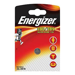 Baterie zegarkowe ENERGIZER® 389/390 1,5V SR54/SR1130W, w opakowaniu 1 sztuka