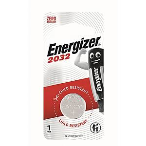 Energizer CR2032 Lithium Battery 3V