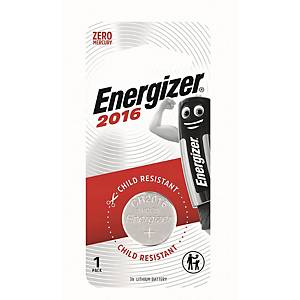 Energizer CR2016 Lithium Battery 3V