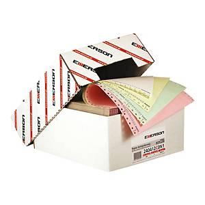 Papier do drukarek igłowych EMERSON 12   240mm, 1+4, O/K