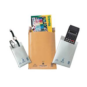 SealedAir Mail Lite® légpárnás tasak, 230 x 330 mm, fehér, 10 darab