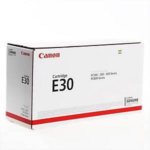 CANON toner lézernyomtatókhoz E30 (1491A003) fekete