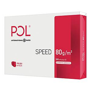 REAM 500 SHEETS POLSPEED A3