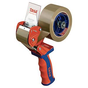tesa® 6400 Comfort packing tape hand dispenser
