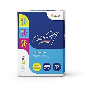 Carta Color Copy Paper A4 200g - risma 250 fogli