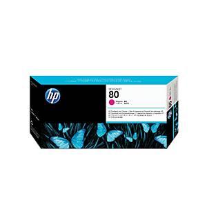 Testina inkjet HP N.80 C4822A 2.5K magenta