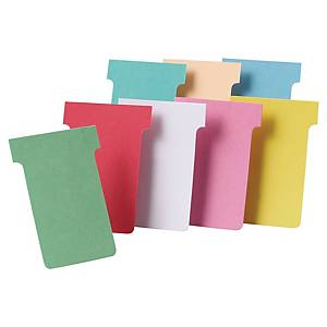 T-CARDS SIZE 3 GREEN 92 X 120MM 170GSM - PACK OF 100