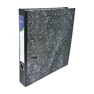Lyreco 包膠雲石紋檔案夾 A4 2吋