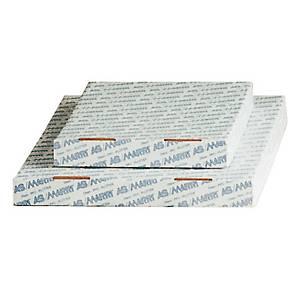 Fogli carta plotter opaca bianca AS MARRI A2 90 g/mq 42 x 59,4 cm - conf. 250