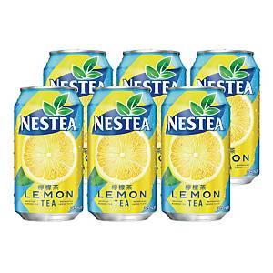 Nestea 雀巢 檸檬茶315毫升 - 6罐裝