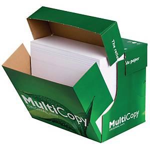 Papier à copier A4 80 g/m2, blanc, boîte de 2 500 feuilles volantes