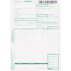 BX500 FREIGHT FORMS SNAP BL360
