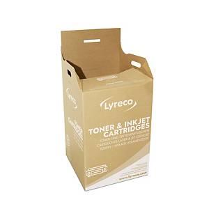 Contenitore cartone per cartucce toner