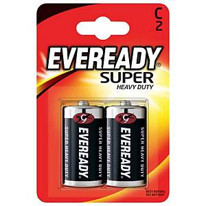 Eveready Battery C Pk2
