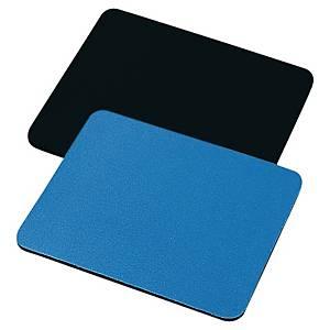 Tapis de souris, 25 x 20 cm, bleu
