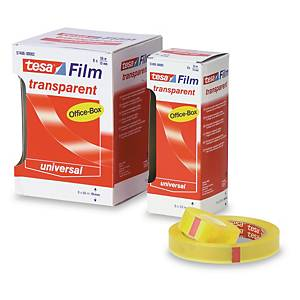 Tape Tesa, klar, 15 mm x 33 m