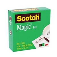 Scotch 810 Magic Tape 19mm X 33mm