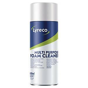 Mousse Lyreco pour le nettoyage de toutes les surfaces, 400 ml