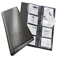 Visifix Business Card File