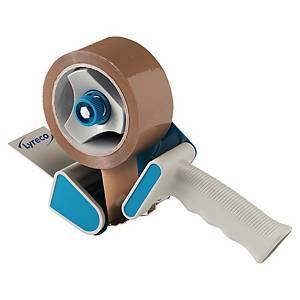 Verpackungsband Abroller Lyreco, 50 mm, 460g