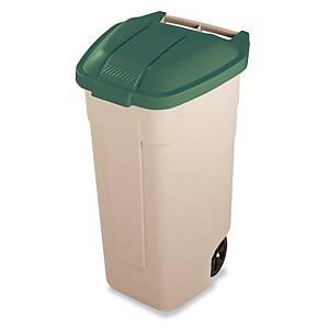 Tapa para contenedor de residuos Rubbermaid - verde