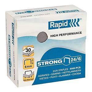 BOX 5000 STAPLES RAPID 24/6