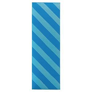 Bracelet pour billets de 20 euros - 24 mm - bleu - sachet de 500