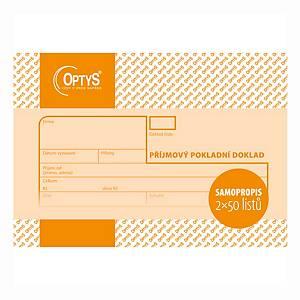 OPTYS 1091 DUP PETTYCASH RECEIPT A6 50S