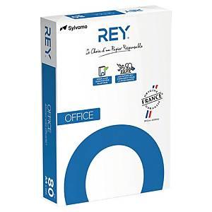 Papier blanc A4 Rey Office - 80 g - ramette 500 feuilles