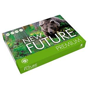 New Future Premium Paper A3 80G White Ream of 500