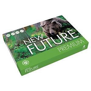 Papier blanc A3 New Future Premium - 80 g - ramette 500 feuilles