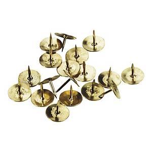 BOX 50 PINS GOLD