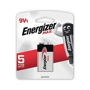 ENERGIZER ถ่านอัลคาไลน์ MAX-522 9 โวลต์ 1 ก้อน