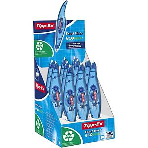 Tipp-Ex Exact Liner Correction Tape - 5mm X 6M Film