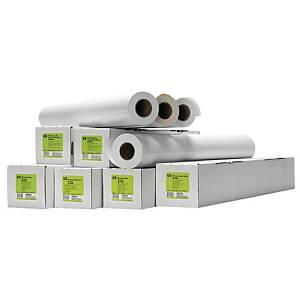 Plotterpapier HP Q1397A, 80g, 91,4cm x 45,7lfm, weiß